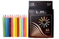 Набор карандашей цветных 12шт non toxic 11cm