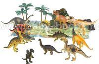 "Color Baby 43435 Набор динозавров ""Animal World"""