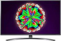 """Televizor 55"""" LED TV LG 55NANO796NF, Black"""