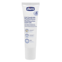 Chicco Gel Gingival multifuncțional,  4+ luni