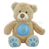 """Baby Mix STK-18956 BLUE Проектор музыкальный """"Мишка"""""""