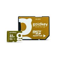 Карта памяти MicroSD Goldkey 32Gb