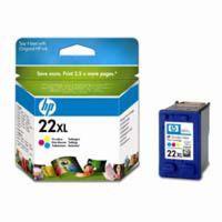 HP C9352CE  No 22XL  color  Cartridge