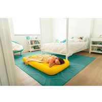 Детский Mатрас VELUR (надувной) 88х157х18см, Cozy Kidz, 3-10 лет, 2 цвета