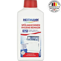 HEITMANN Soluție de curățare şi întreţinere a maşinilor de spălat vase, 250ml