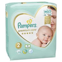 Pampers Premium Care 2 (4-8 кг.) 23 шт.