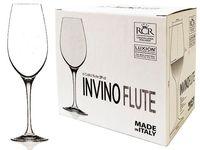 Набор бокалов для шампанского Invino 6шт, 290ml