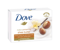 Dove  Beauty Cream Bar Shea Butter 100гр