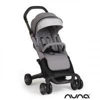Прогулочная коляска Nuna Pepp Luxx Sand с бампером