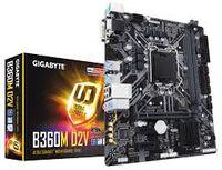 MB Gigabyte B360M D2V 1.0 mATX