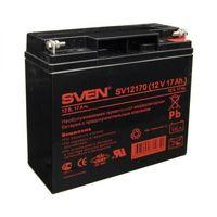 SVEN SV-0222017, Battery 12V 17AH