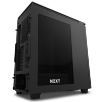 Case NZXT H440 Matte Black w/o PSU