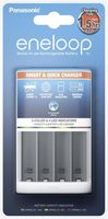 Зарядное устройство для аккумуляторов AA/AAA Panasonic Eneloop BQ-CC55E