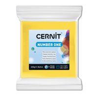 Lut polimeric CERNIT N1 250g, yellow №700