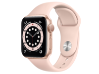 Apple Watch Series 6 GPS, 44mm Gold Aluminum Case