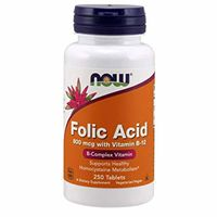Folic Acid 800 мкг 250 таб