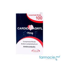 Cardiomagnyl comp.film. 75mg N100