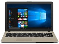 "ASUS 15.6"" X541NA (Pentium N4200 4Gb 500Gb Win 10), Chocolate Black"