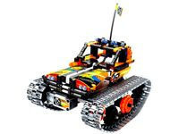 8016, XTech Bricks: 3in1, Stunt Car, R/C 4CH, 392 pcs