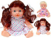 Кукла-девочка со звкуом, 24cm
