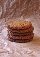 Печенье овсяное с фундуком, 30 г