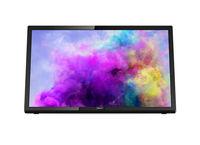 TV LED Philips 22PFS5303/12, Black
