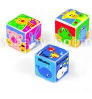 Baby Mix  GS-102 Игрушки  для купания Кубики