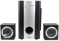 "cumpără Speakers SVEN MS-1060R Black,  2.1 / 30W + 2x15W RMS, remote control, all wooden, (sub.6.5"" + satl.3"") în Chișinău"