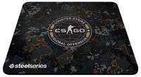Коврик для мыши SteelSeries QcK+ CS:GO Camo Edition