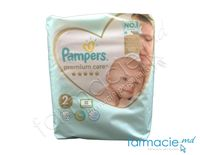 Scutece PAMPERS CARRY PREMIUM CARE Mini 2 N23 (4-8 kg)