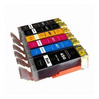 Ink Cartridge Compatible for Canon CLI-451, Black Compatible
