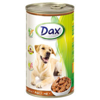 Dax с печенью