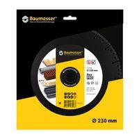 Алмазный диск 1A1RSS V 125x2,5x6x22,2 Baumesser Pro Rex
