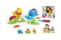 """Color Baby 44279 Конструктор """"Динозавры"""""""
