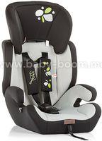 Chipolino Автокресло Jett STKJ01801SP гр.1/2/3 (9-36 кг.) серый