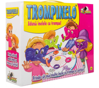 Noriel Настольная игра Trompinelo