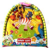 "OP МЛЕ1.160 Развивающий коврик ""Baby Gift"""