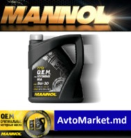 MANNOL 5W30 для Hyundai 4л