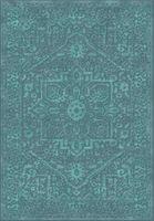 Ecofloor Farashe (513C486220) Oriental Motifs Turquoise 1.60x2.30m