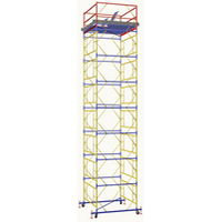 купить Передвижная модульная вышка ВСР (2,0x2,0) 1+3 в Кишинёве