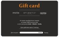 купить Подарочный сертификат - 1000 mdl в Кишинёве