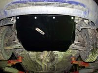 > FORDFiesta двигатель: JJAWY26642JH1998 - 2001 ЗАЩИТА КАРТЕРА SHERIFF | Защита двигателя