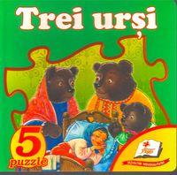 Trei ursi 5 puzzle