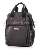 Chipolino Рюкзак для коляски PU CHRA01808BR  коричневый