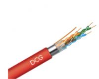 305M Сигнальный кабель DCG Fire Alarm Cable J-Y(St)H 4x2x0.80mm BC F
