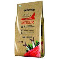 Сухой корм для кошек Fitmin Purity Indoor 1.5 Kg