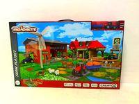 Majorette Игровой набор Большая ферма + трактор