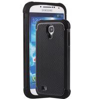 Husa de protectie Go Cool pentru Galaxy S4,Black-Violet