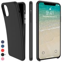 Чехол ТПУ Apple iPhone 11 Pro, black solid