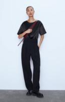 Блуза ZARA Чёрный 2878/627/800